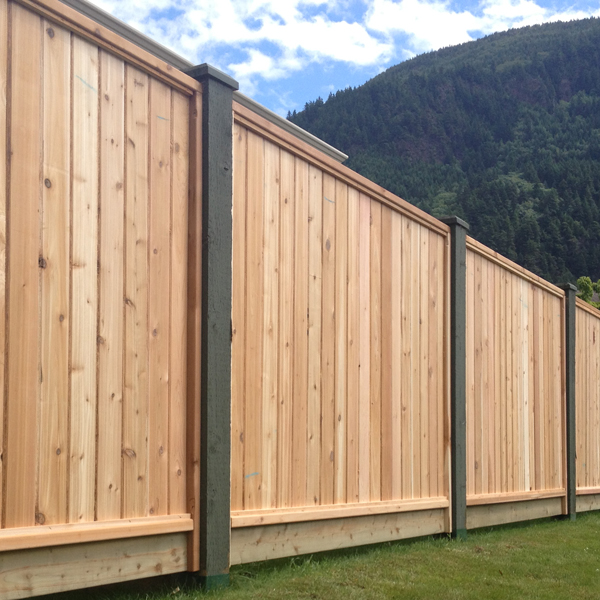 Windsor Cedar Fence Panels